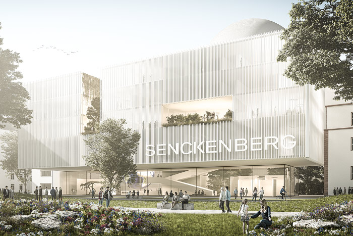 Senckenberg-Naturmuseum Vision